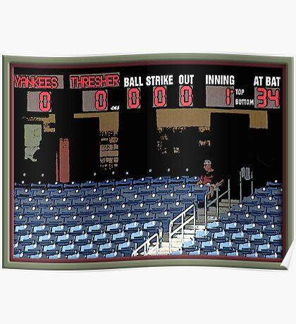 Pre-game Baseball Image #5 Poster