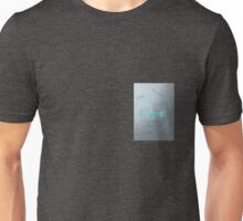 Watercolor waves #00a Unisex T-Shirt