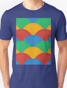 Fan Greek patterns, Meander Unisex T-Shirt