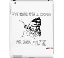 Animals Are Mean: Butterfly iPad Case/Skin