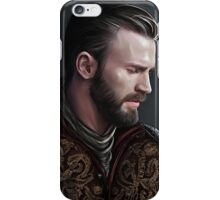 The Red Knight iPhone Case/Skin