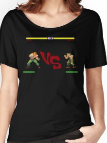 Street Fighter Dream Match T2 Women's Relaxed Fit T-Shirt