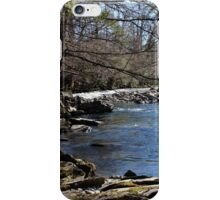 Middle Prong River 2 iPhone Case/Skin