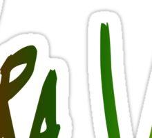 Pura Vida/Pure Life Saying Sticker