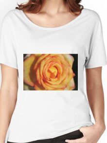 Blushing Rose Women's Relaxed Fit T-Shirt