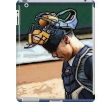 Pre-game Baseball Images #1 iPad Case/Skin