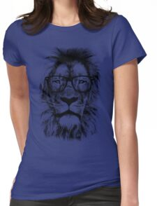 The lion king????? Womens Fitted T-Shirt