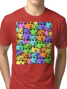 Michael Scott The Office US Prison Mike Tri-blend T-Shirt