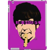 The 2nd Pop iPad Case/Skin