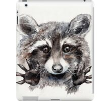 Magic! // Raccoon iPad Case/Skin