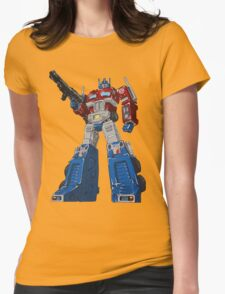 Prime Womens Fitted T-Shirt
