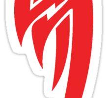 JIN KAZAMA Sticker