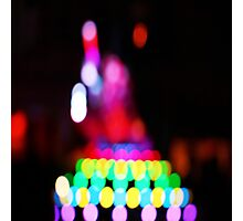 Paint the Night- Minnie Photographic Print