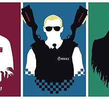 Cornetto Trilogy by byway