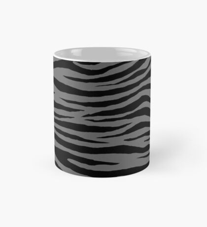 0228 Dim Gray Tiger Mug