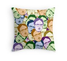 The Office US - Dwight Schrute  Throw Pillow