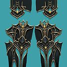 Armor Leggings by freeminds