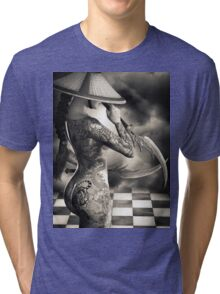 The Coming Storm Tri-blend T-Shirt