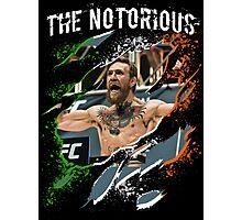 The Notorious - Mcgregor Photographic Print