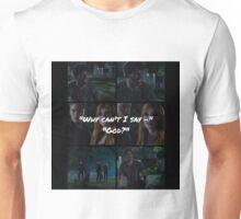 Vampire Simon from Shadowhunters  Unisex T-Shirt