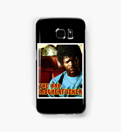"Pulp Fiction- Jules ""The Bad Motherfucker"" Samsung Galaxy Case/Skin"