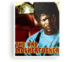 "Pulp Fiction- Jules ""The Bad Motherfucker"" Metal Print"