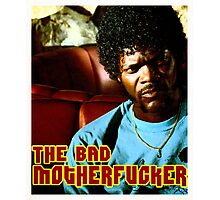"Pulp Fiction- Jules ""The Bad Motherfucker"" Photographic Print"