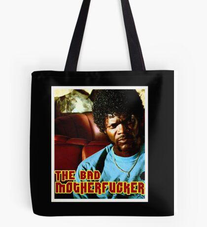 "Pulp Fiction- Jules ""The Bad Motherfucker"" Tote Bag"