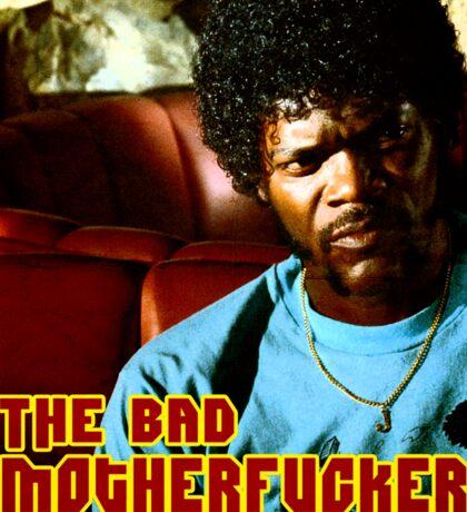 "Pulp Fiction- Jules ""The Bad Motherfucker"" Sticker"