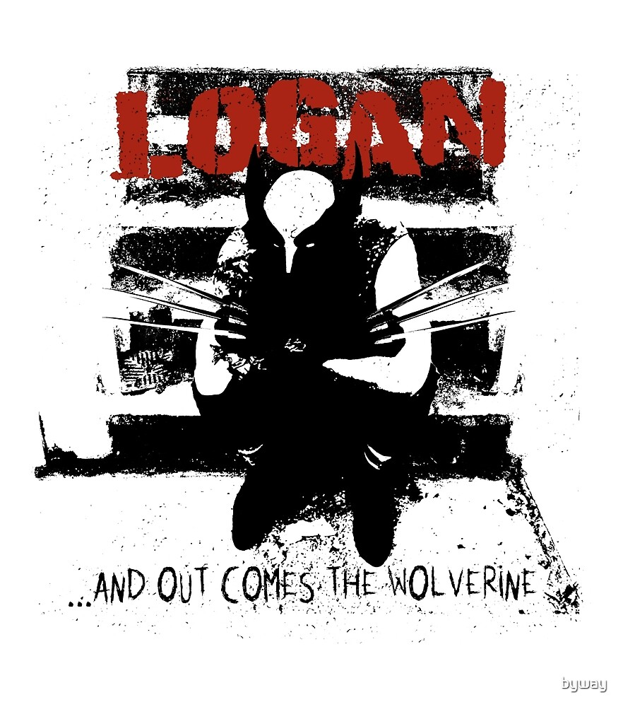 ...And Out Comes The Wolverine by byway