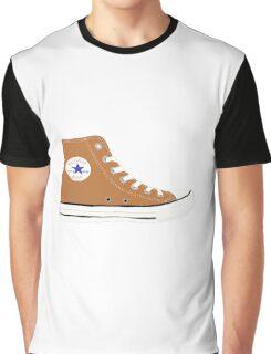 High Tops Sneaker Graphic T-Shirt