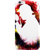 Holmes iPhone Case/Skin