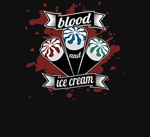 Blood & Ice Cream - Colour Unisex T-Shirt