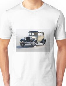 1928 Ford Tudor Sedan Unisex T-Shirt