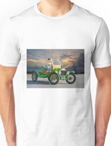 1914 Ford Model T Speedster 'Pass Side' Unisex T-Shirt