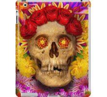 Day of the Dead - Dia de los Muertos iPad Case/Skin