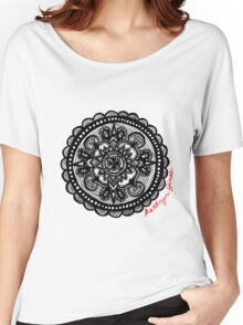 Compass Design by kathrynjinae Women's Relaxed Fit T-Shirt