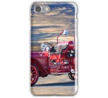 1921 American LaFrance Fire Engine iPhone Case/Skin