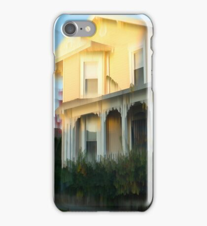 Pixel Sorted House iPhone Case/Skin