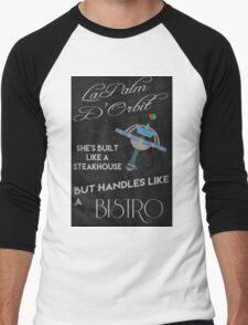 La Palm D'Orbit - Futurama Men's Baseball ¾ T-Shirt