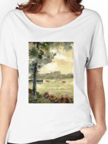 akwarelka 49 Women's Relaxed Fit T-Shirt