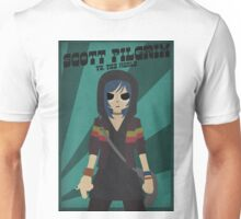 Ramona - Scott Pilgrim Vs. The World Unisex T-Shirt
