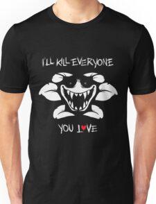 I'll Kill Everyone You Love - Flowey T-Shirt