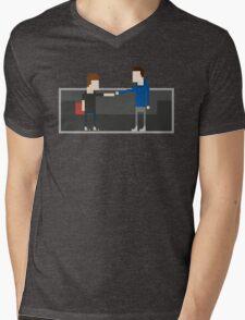 Linus Tech Tips - WAN Show Mens V-Neck T-Shirt