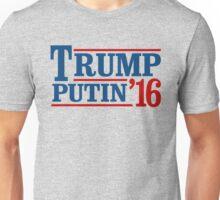 Trump Putin 2016 Unisex T-Shirt