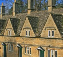 Almshouses, Chipping Norton Sticker