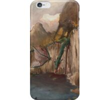Dragon Fight iPhone Case/Skin