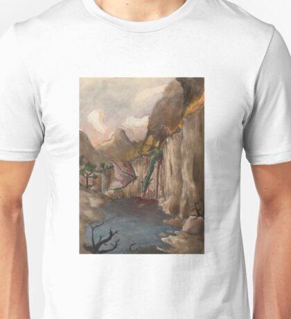 Dragon Fight Unisex T-Shirt