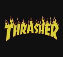 Thrasher One Piece - Long Sleeve