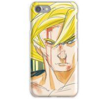 Super Saiyan Goku iPhone Case/Skin